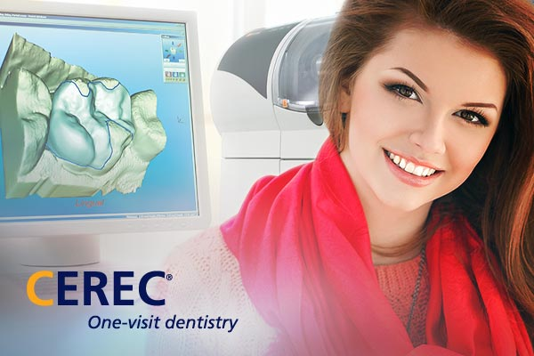 cerec same day dental crowns